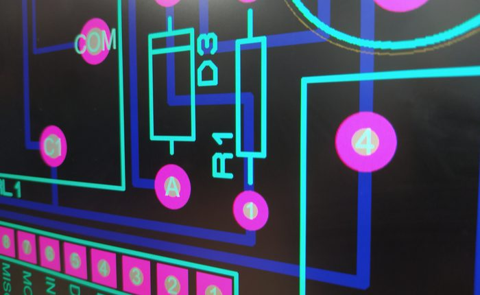 Electric circuit model download for SPICE