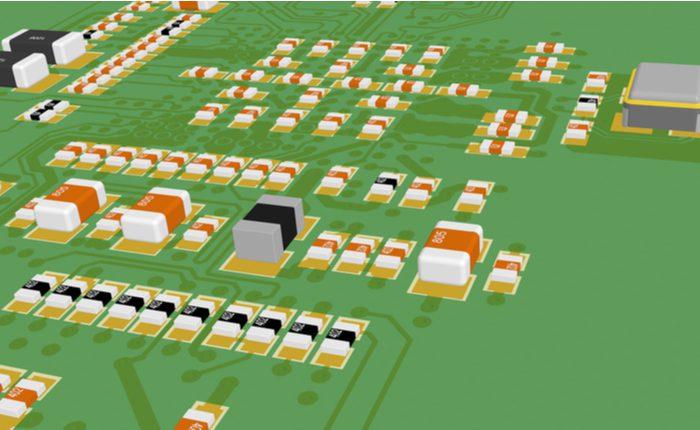 Component price comparisons 3D CAD models