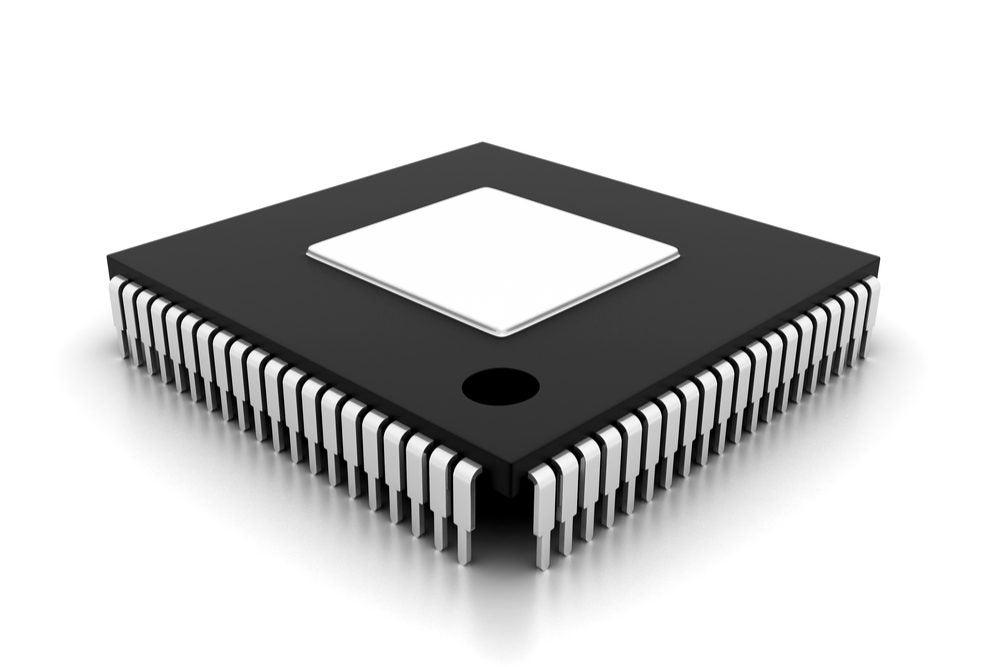 An integrated circuit.