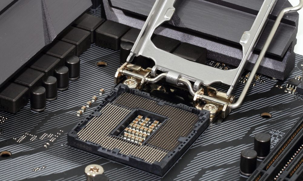 FCLGA1151 CPU socket