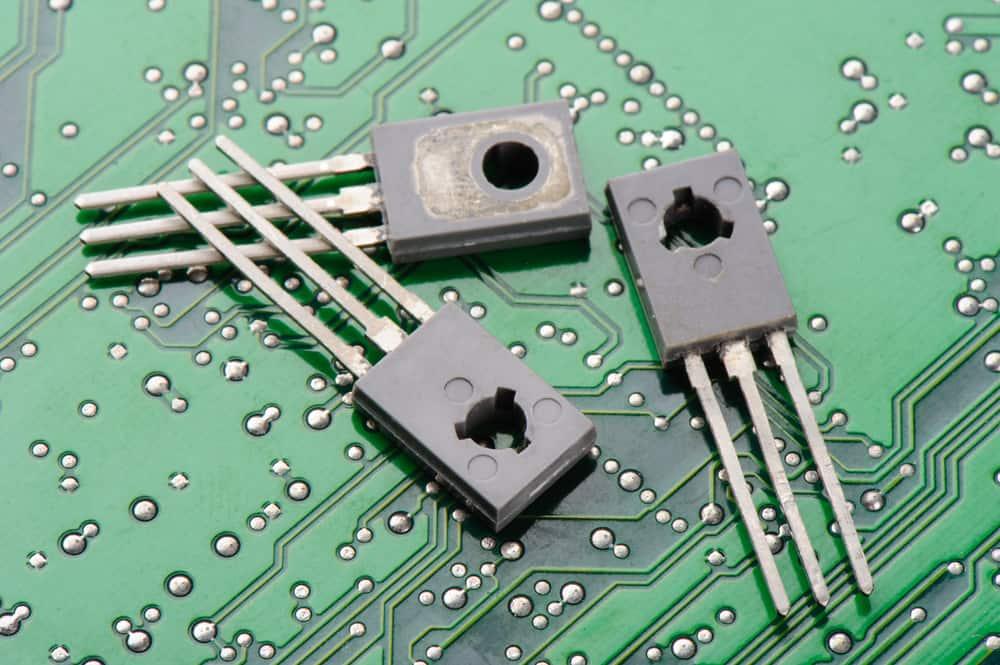 Power transistor examples