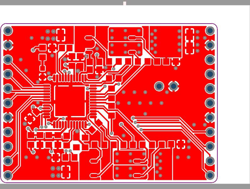 TMC5160-BOB board layout