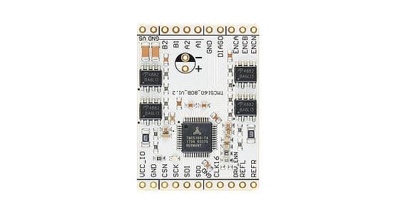 TMC5160-BOB motor controller