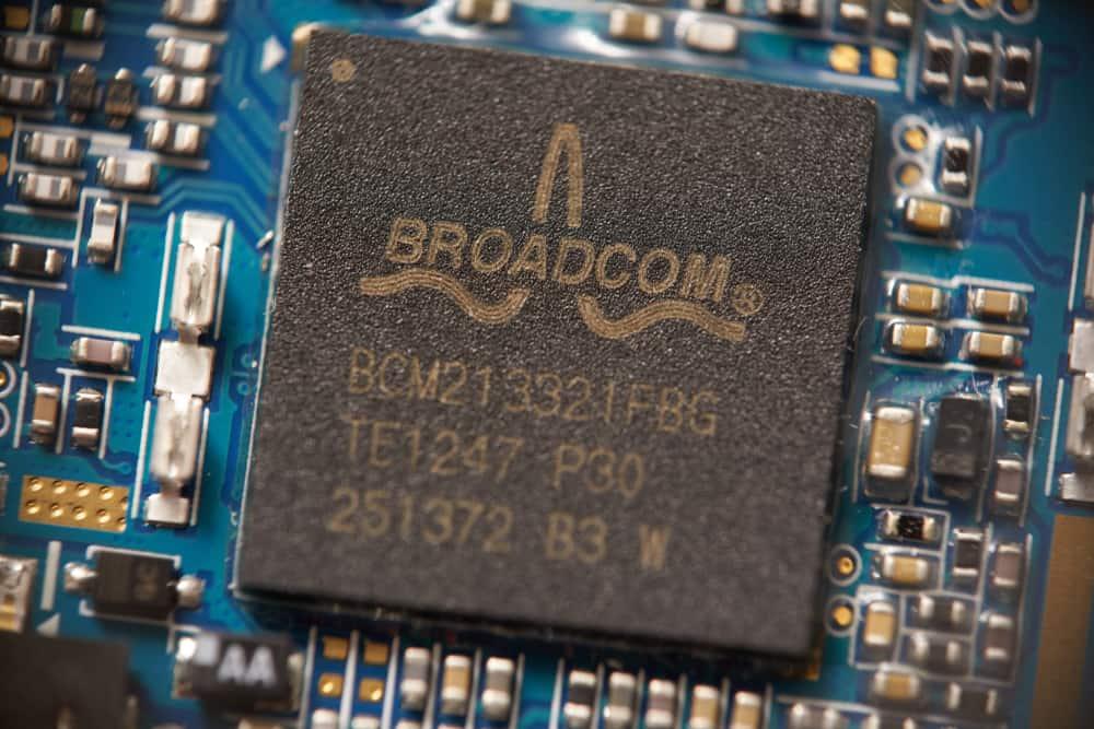 PCB component codes - Broadcom