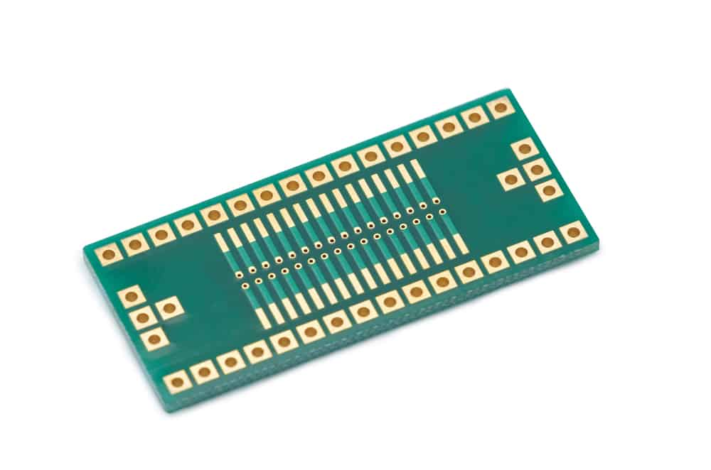 SMD-to-DIP adapter