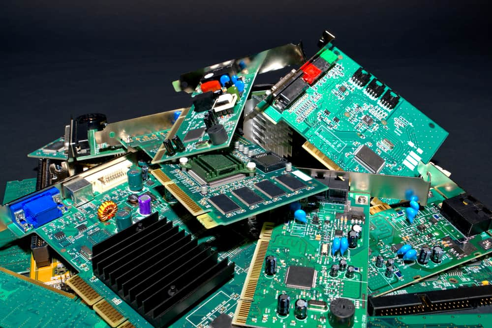 Different types of PCBs