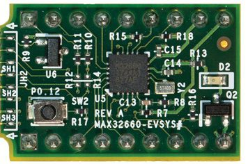 MAX32660-based Evaluation System